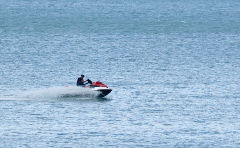 How to drive a jet ski safely?